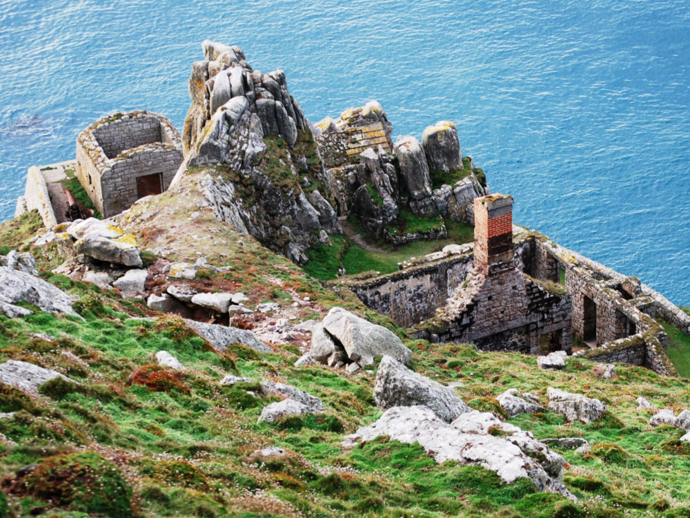 Lundy Fog Battery Complex by Old Light Building Conservation